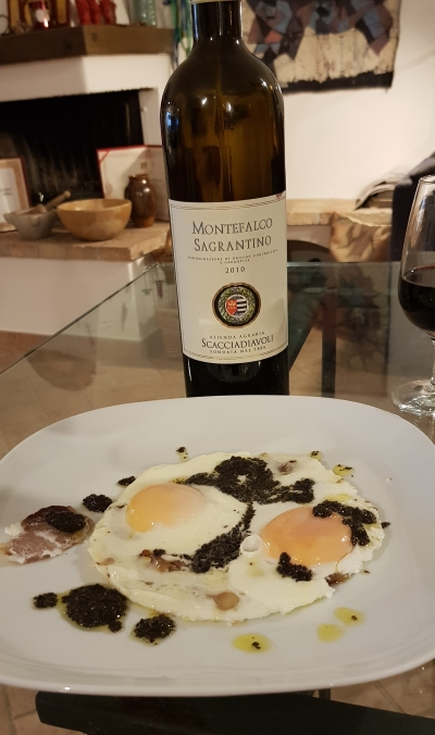 Eggs and Truffles