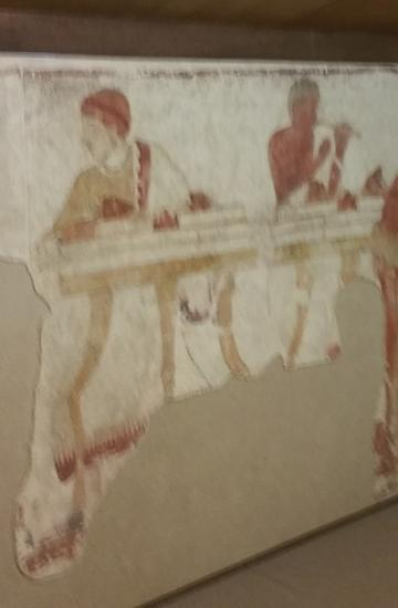 etruscan paintings